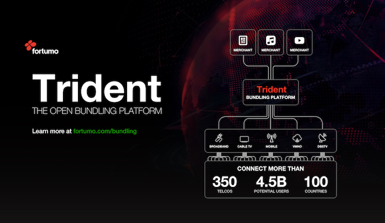 image for Fortumo launches Trident: an open bundling platform for co-marketing