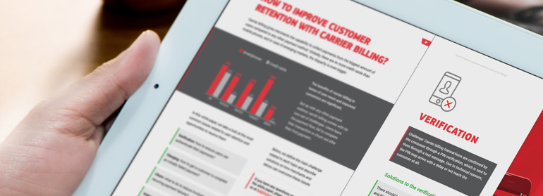 image for User verification, charging & churn: improving retention with carrier billing