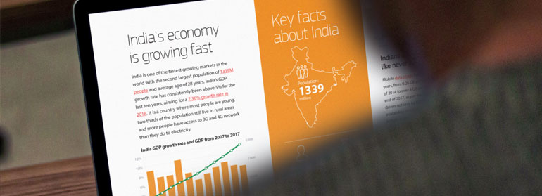 image for Carrier billing in India: market report by Fortumo
