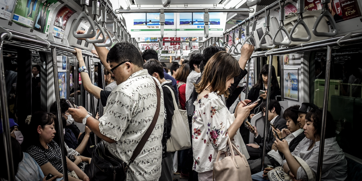 image for Data-driven mobile solutions paving the way for the future of urban mobility